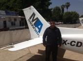 מתן פנחס – מכונאי מטוסים