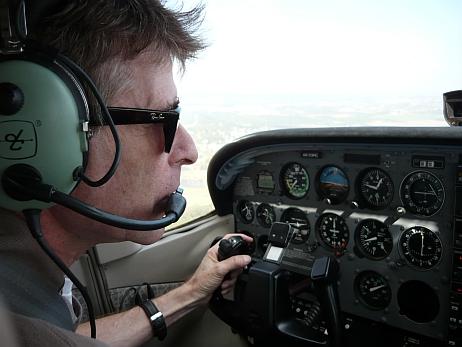 שיעורי טיסה