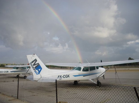 מטוס ססנה 172 דגם CGK