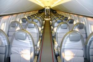מראה הפנים של מטוס קונקורד