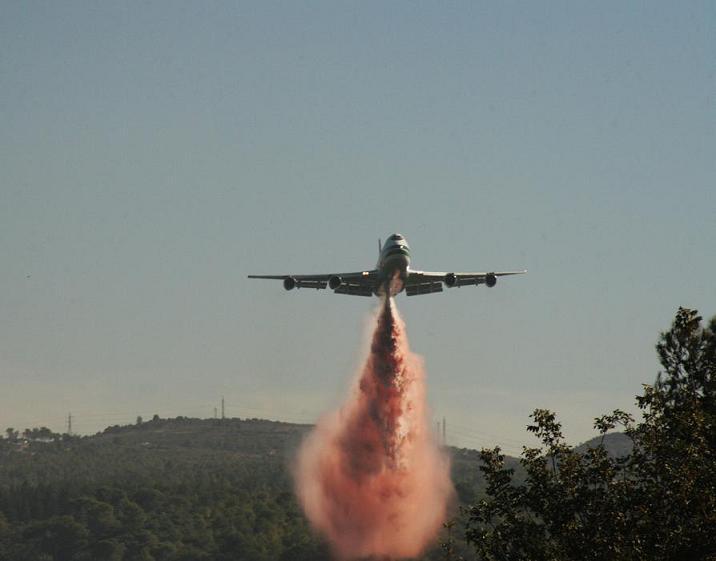 מטוס כיבוי אש