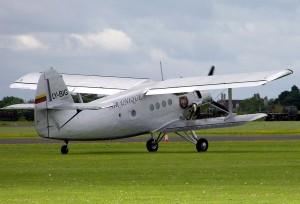 מטוס ריסוס רוסי