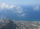 מבנה מעל מפרץ חיפה