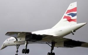 התרסקות של מטוס קונקורד