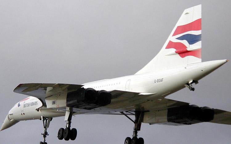 מטוס קונקורד
