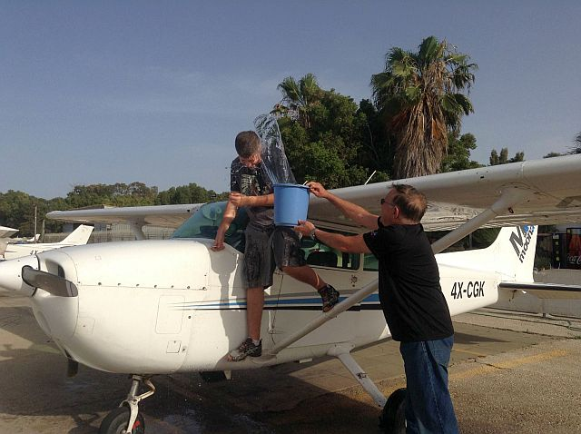 טיסת סולו קורס טיס אזרחי