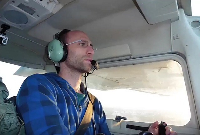 טיסת סולו בבית ספר לטיס