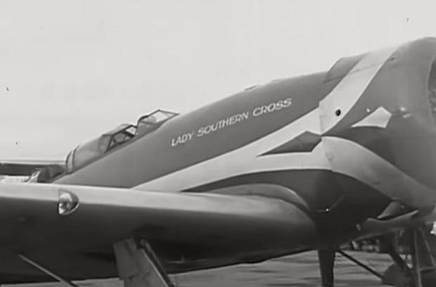 הטיסה הטארנס פסיפית הראשונה