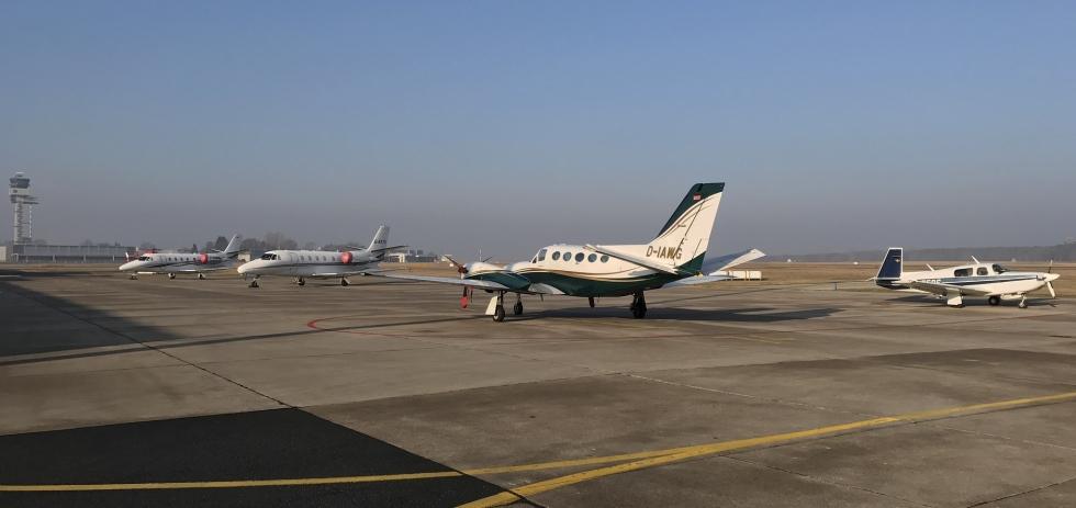 טיסות פרטיות בעולם עסקי
