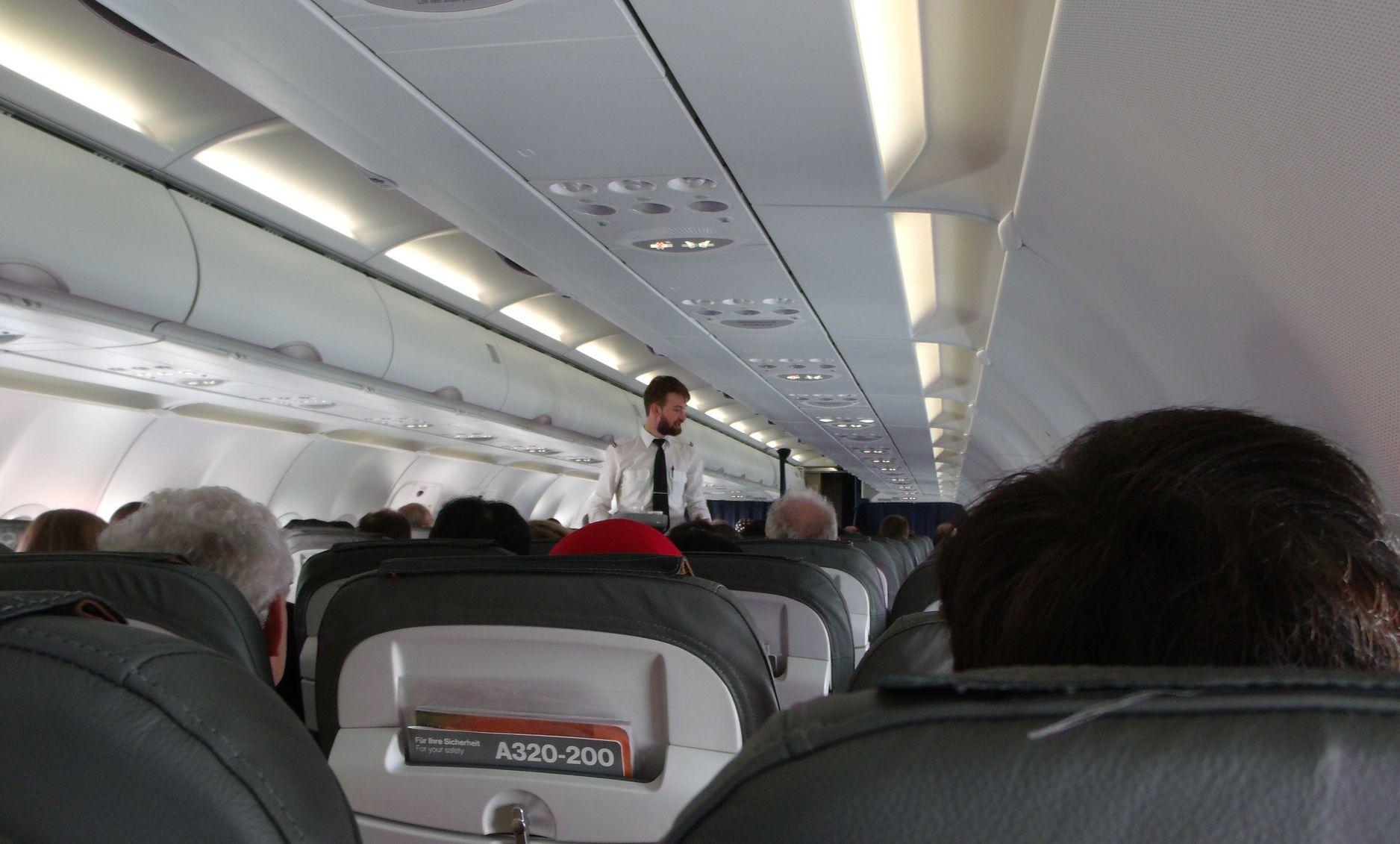 הוראות בטיחות בטיסה
