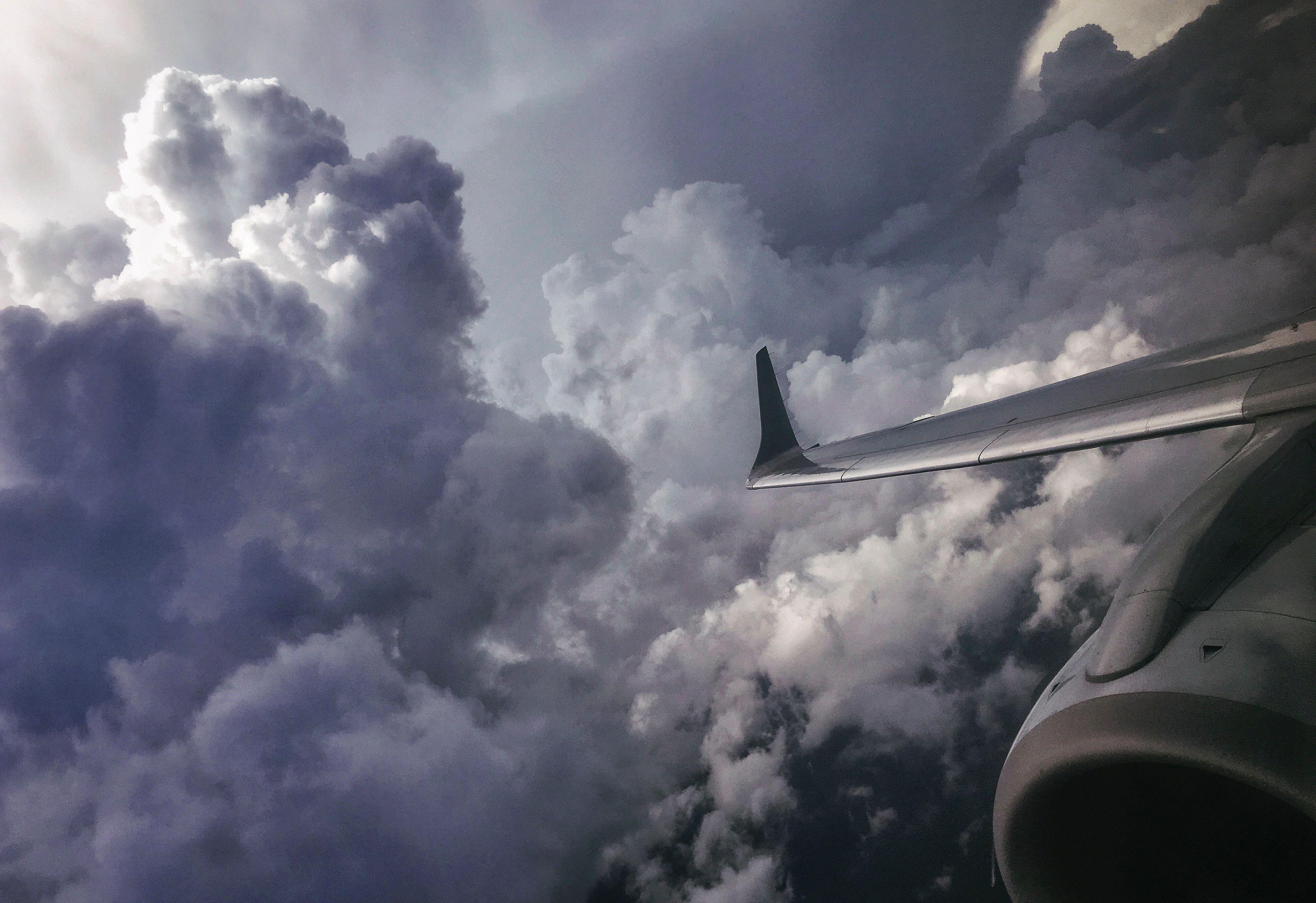 פסי האטה בשמיים הפתוחים