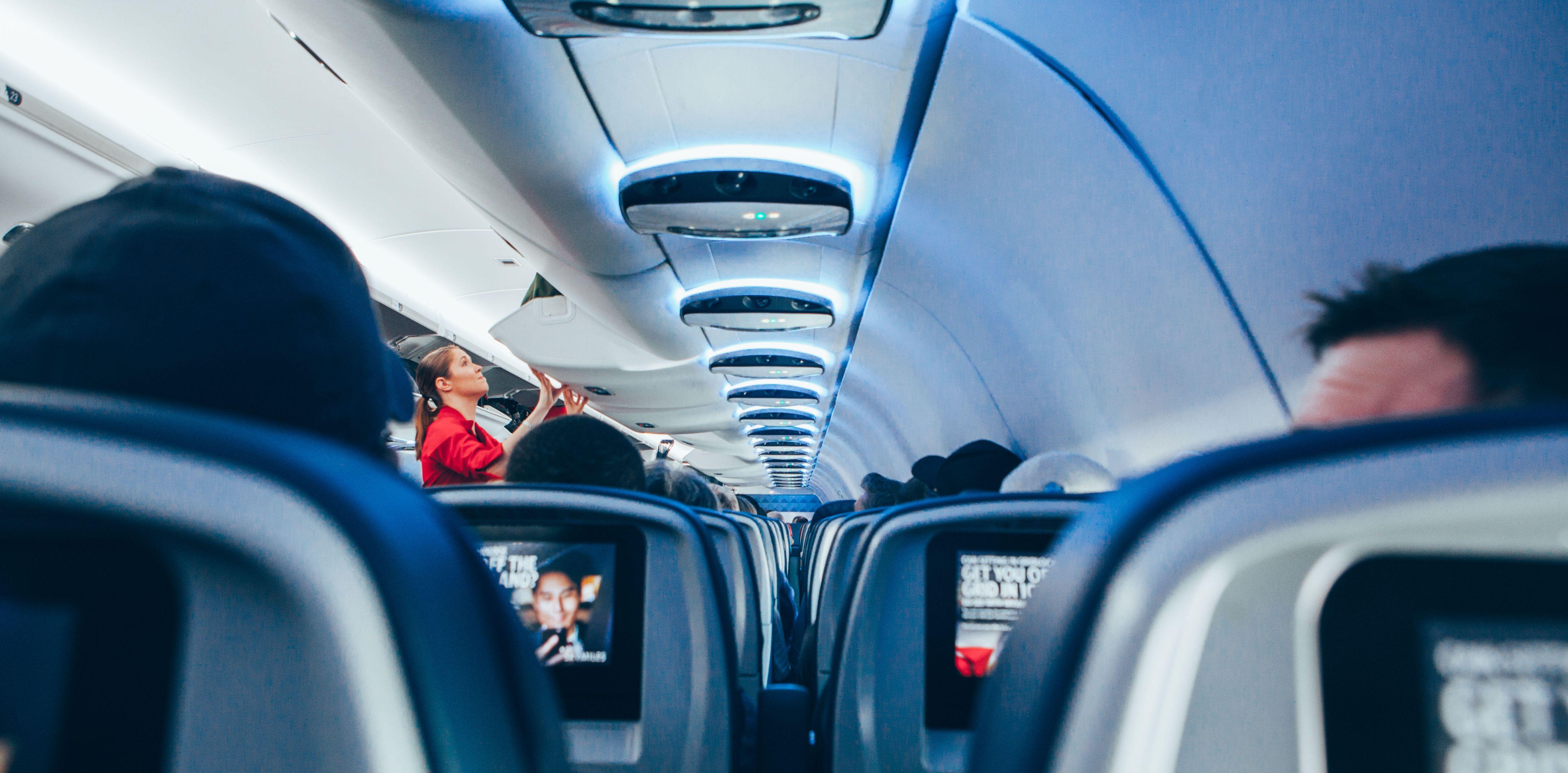התמודדות עם חרדת טיסות