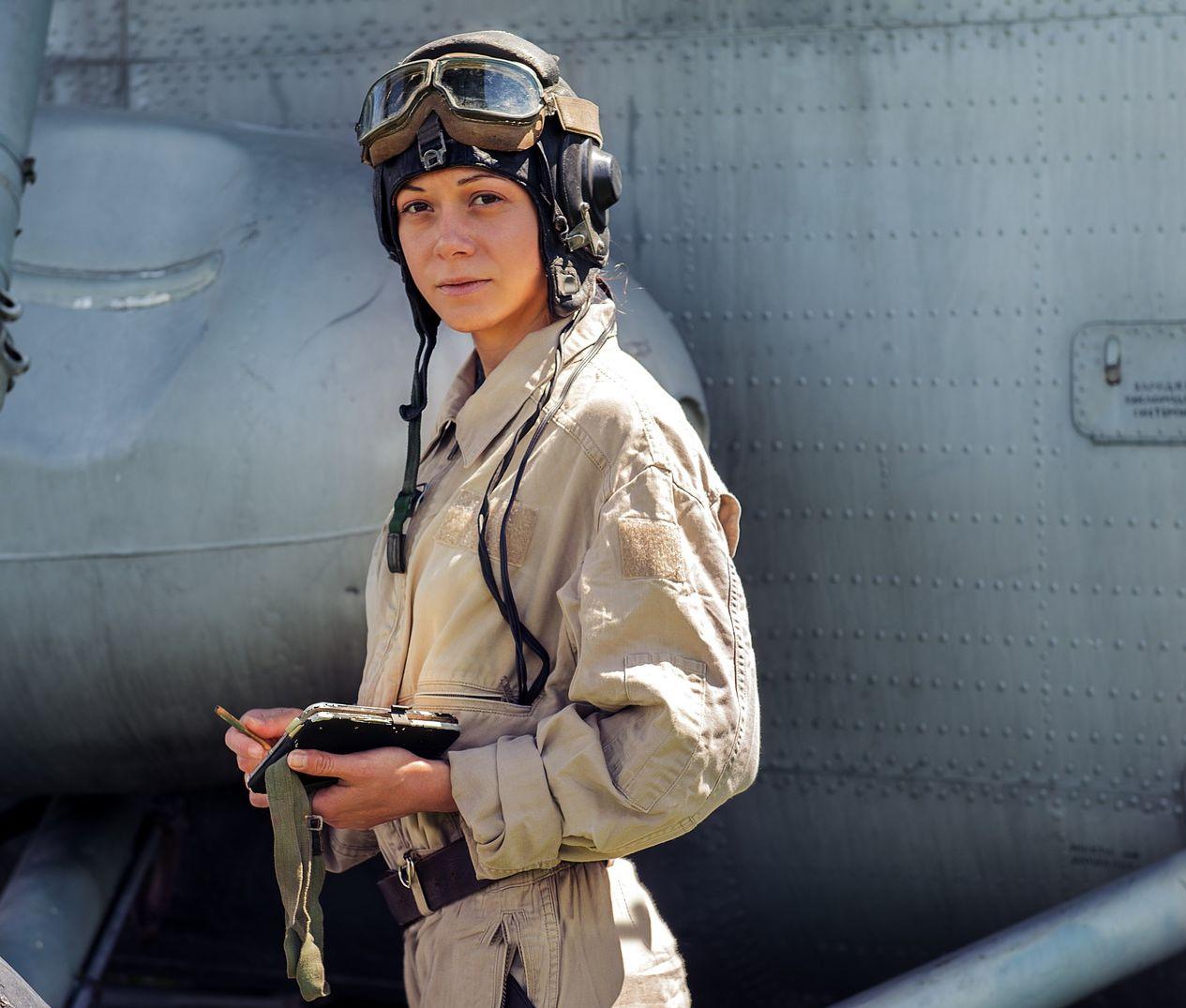 נשים פורצות דרך בתעופה