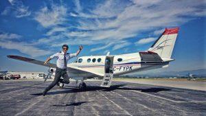 פיתוח קריירה אווירית
