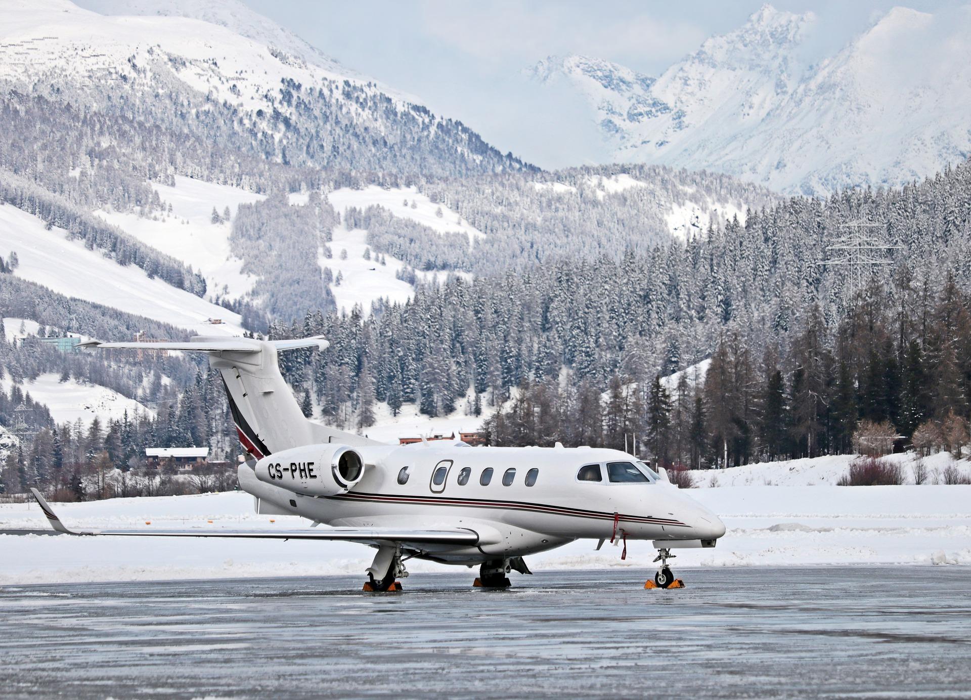 כלי טיס בחורף