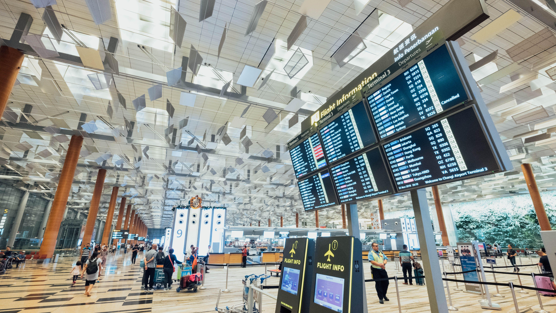שדות תעופה של העתיד