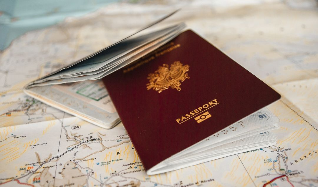 מסמכים ורישיונות בטיסות מסחריות