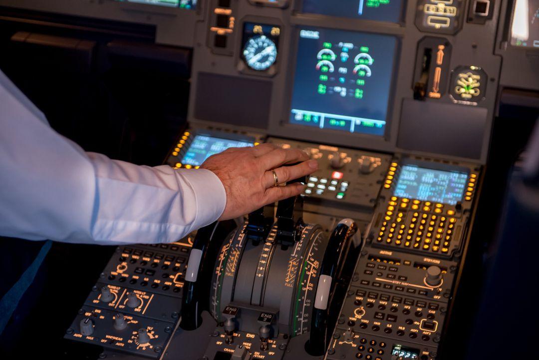 תפקידו של הטייס