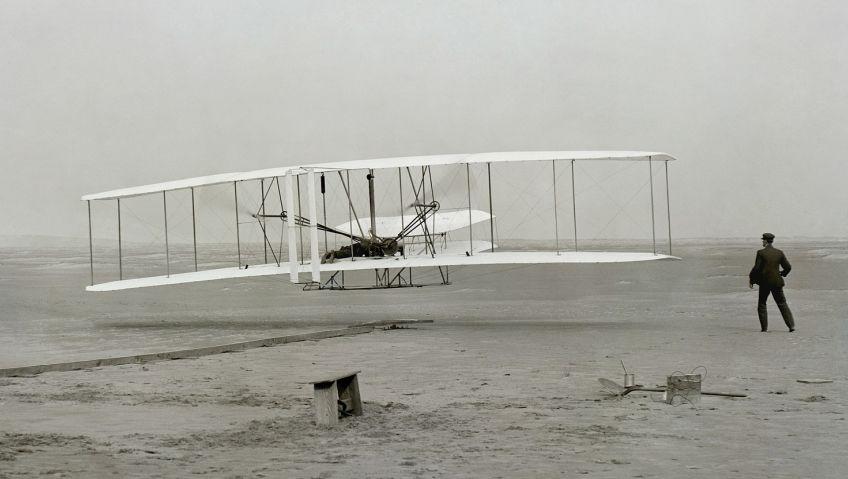 טיסת ניסיון לאחים רייט