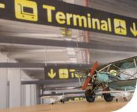 שדה התעופה הרצליה -המעבק