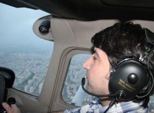 חויית טיסה בשמי הארץ