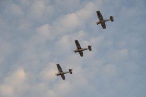 מטס הצדעה מסדר כנפיים 2012