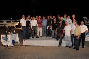 תמונה קבוצתית מסדר כנפיים 2011