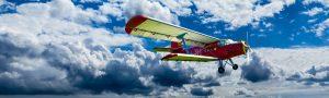 מטוס דו מנועי