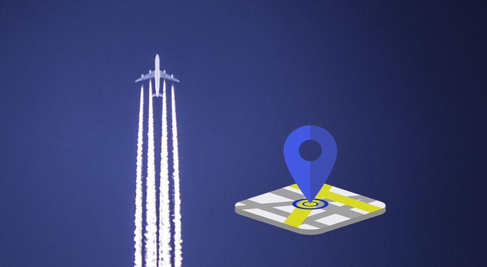 מערכת מעקב חדישה למטוסים