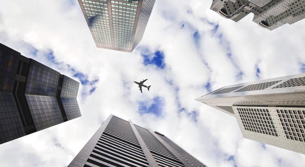 רעש סביבתי של מטוסים
