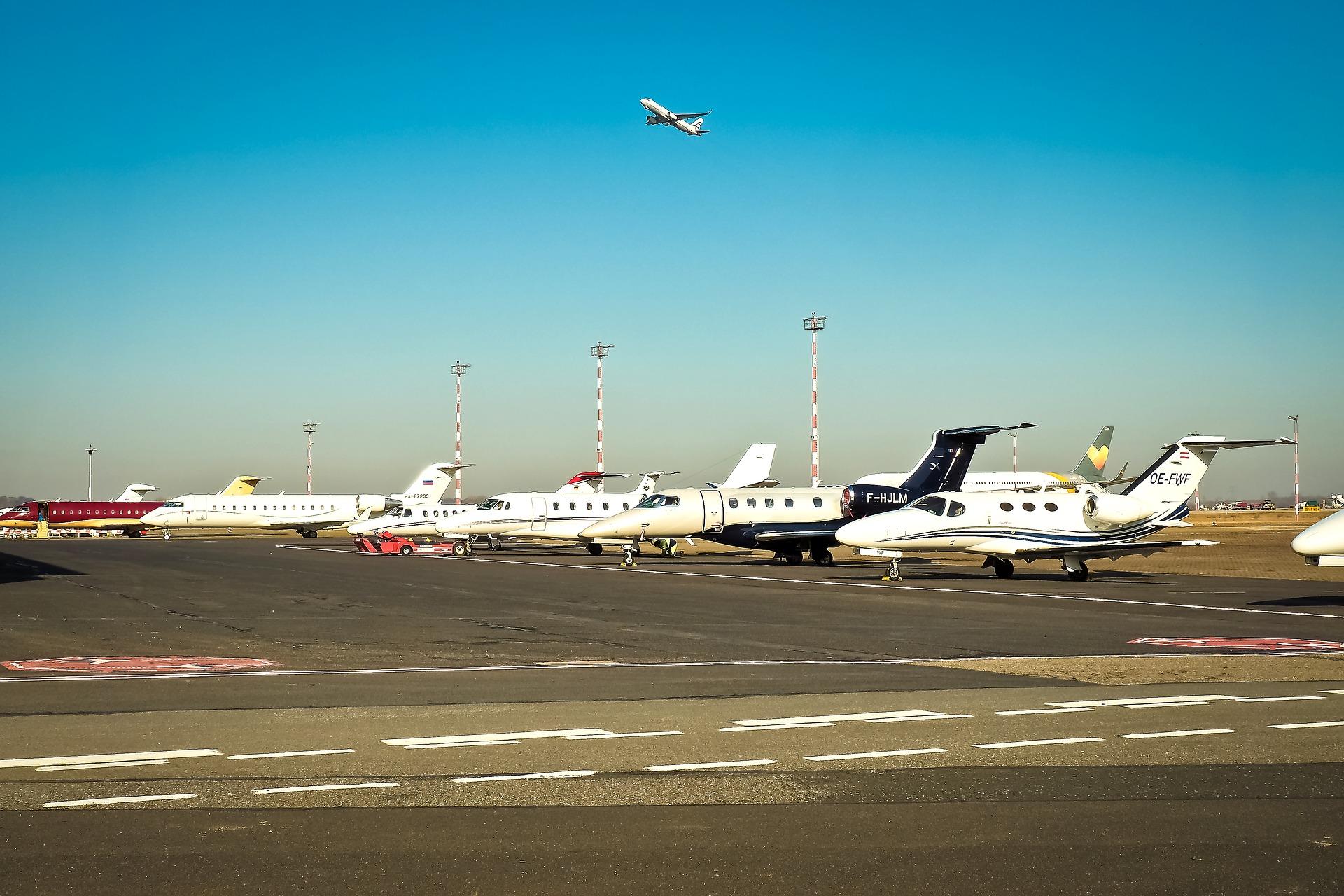 צי מטוסים בינלאומי