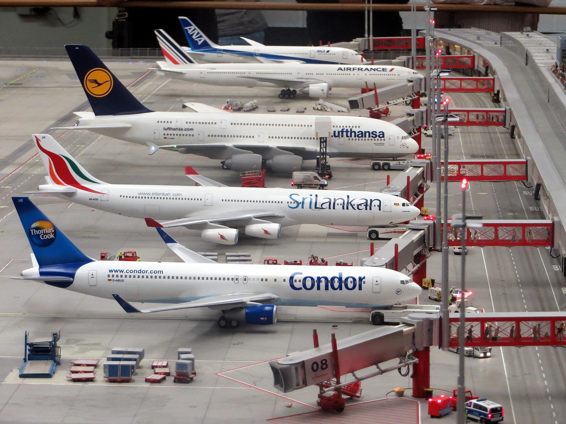 צי מטוסים חברות תעופה