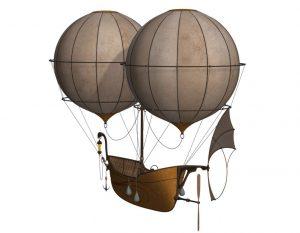 כלי התעופה המאוייש הראשון בהיסטוריה