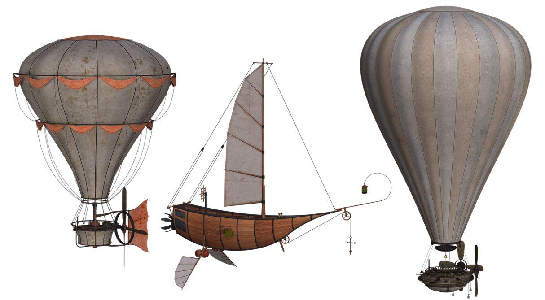 כלי טיס קדומים בהיסטוריה