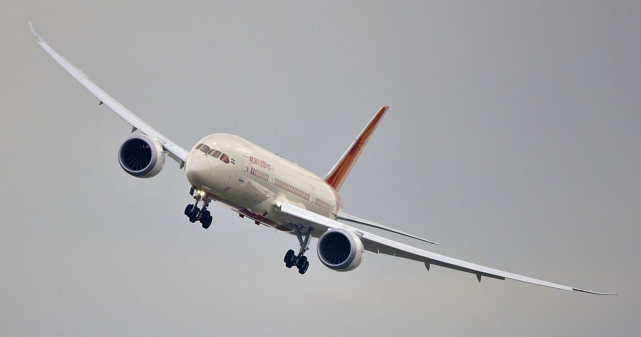 סיבוב של מטוס