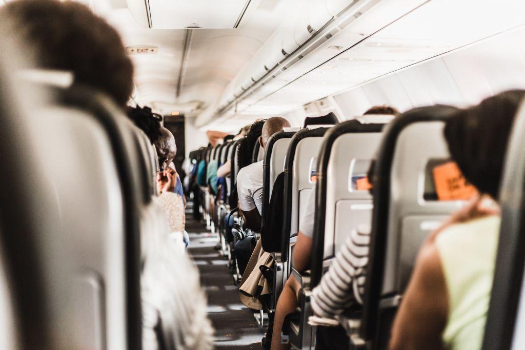 טיסות בזמן של מגיפה