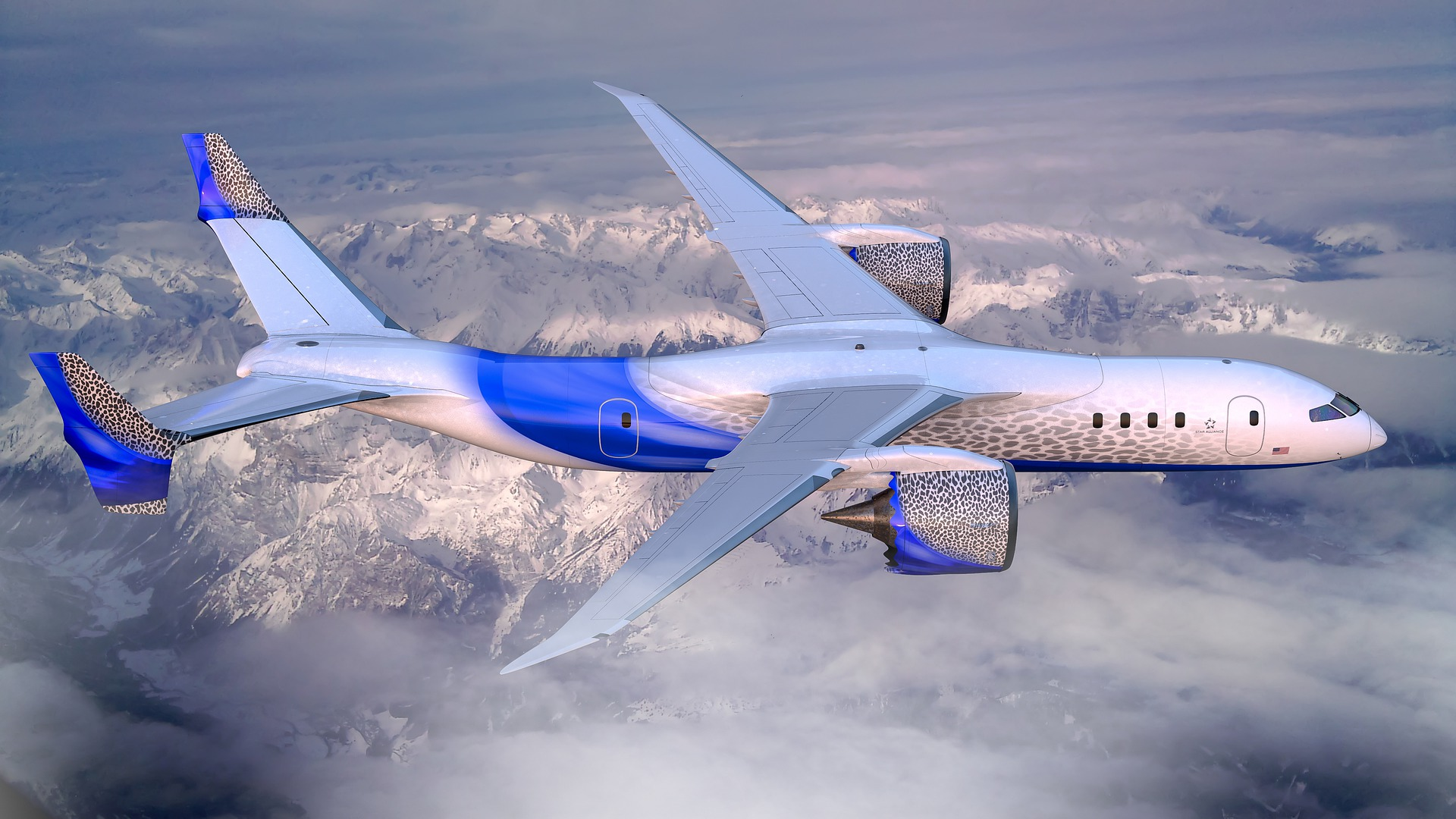 מטוס סילון עתידי