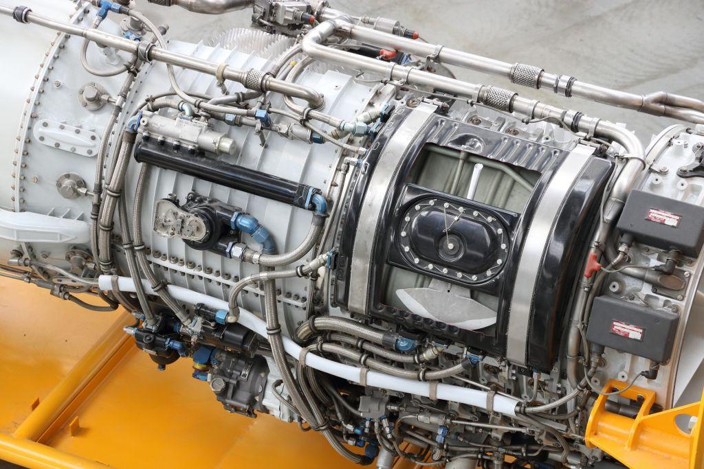 מנוע למטוס חשמלי