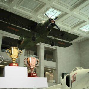 הטייס המפורסם ביותר בעולם