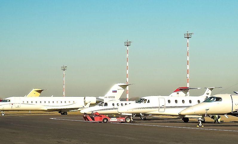 צבעים של מטוסים