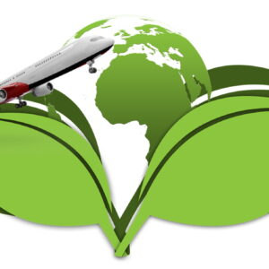 סביבה ידידותית בתעשייה האווירית