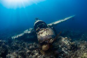 התרסקות מטוסים במים
